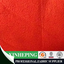 cheap 100% polyester polar fleece fabric (fdy)