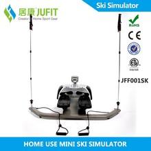 Professionnelle appareils de fitness intérieure Mini Ski Simulator Ski Simulator formateur
