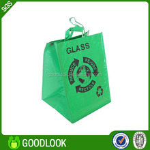 colorful recyclable material india bopp laminated pp woven bag GL172