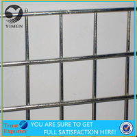 animal and plant pens and shelves electro galvanized welded wire mesh