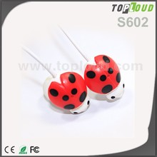 high quality children earphones Animal noise reduction