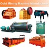 China Mining Expert Turnkey Solution Service Equipment For Extract Gold