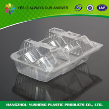 Latest design environmental plastic cake domes