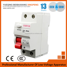 OEM and ODM available,1P+N50amp 30mA earth leakage circuit breaker,elcb,made in Yueqing Wenzhou China