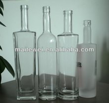 High Quality Glass Bottles