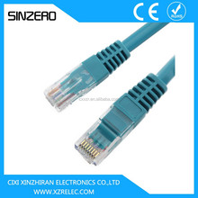 network cable /fluke passde ftp cat5e network cable XZRC003/communication UTP cable