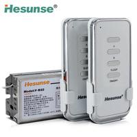 Y-B22 2N1 220V Two Ways 315mhz Wireless RF Digital Remote Control ON/OFF Switch with 2 Remote Controls 110V
