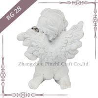 RG27 Resin musicians angel religious wall crafts souvenir