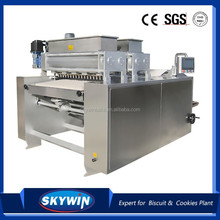 Automatic fortune wire cutting drop cookies biscuit making machine production line in baking forming cookies