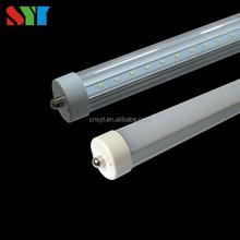 China factory price led residential lighting led tubes 24w 28w 30w SMD 2835 led t8 8ft tube lights