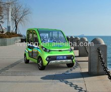 low speed domestic electric car LT-S4.HAF