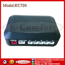 K-comfort factory derectly sell video parking sensor with car camera for export to all over the world