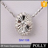 new products 18k gold necklace necklace sets for women