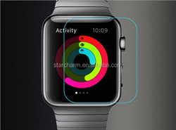 2015 new products factory supply normal ultra transparent screen protector for Apple Watch