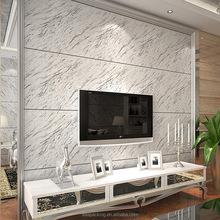 European buttercup sweet potato leaf wallpaper for walls,embossed PVC wallpaper,bedroom living room TV background 3d wall paper