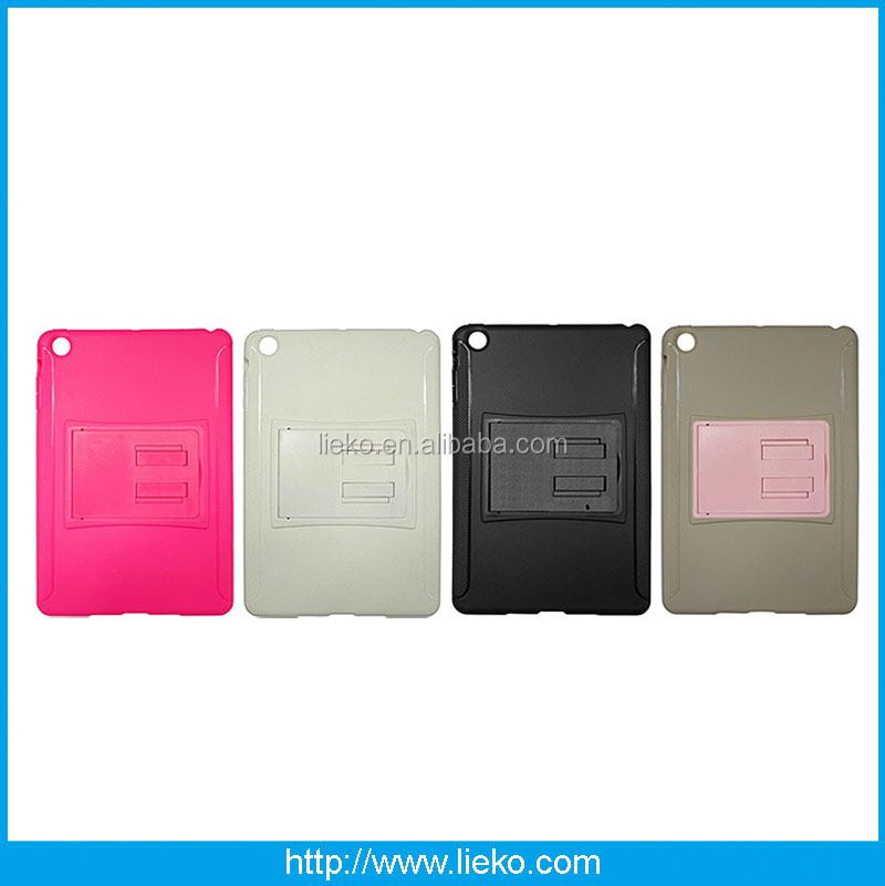 Tpu case stand for iPad mini 3