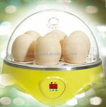 CE certification mini incubator hatching chicken quail eggs hatcher house EW9-7