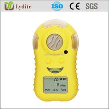 high sensitive imported sensor portable toxic and combustible gas detector