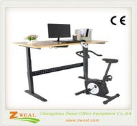 electric china height adjustable laptop desk frame computer models