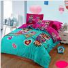 Nantong suppier owl bedding set , 3d bedding sets comforter/duvet/quilt cover bed sheet