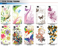 Colorful Flower Design TPU Water Paste Case for iphone 6 iphone6 plus