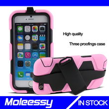 Military used waterproof shockproof phone case for Iphone 6