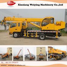 New Condition and Truck Crane Feature cargo crane