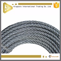 1x19 stainless steel wire rope made in jiangSu