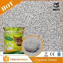 Fácil de la cucharada de sodio arena para gatos bentonita