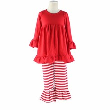 2015 summer girls ruffle outfit wholesale girls clothes clothing supplier china boutique outfits for toddlers