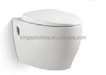 KS-WH05-1 ceramic CE european wall hung toilet