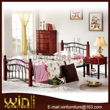 SB-0124 New product metal frame single bed
