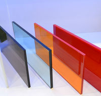 with SGS recycled material or Virgin material competitive price acrylic perspex sheet
