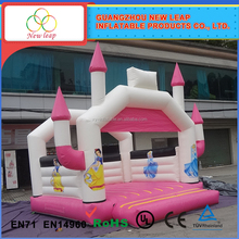 Fits school and other entertainment larger bouncy castle