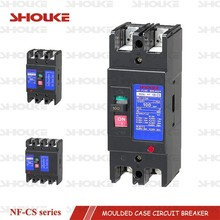 NF100-CS 2P 100A MCCB Moulded Case Circuit Breaker