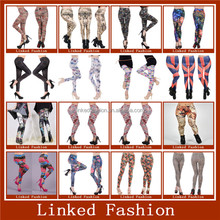 Sexy Wholesale Most Classic Cheetah Legging photo women open legs