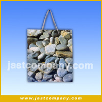 High Quality 4C Printing and Music Fancy Promotional Gift Paper Bag