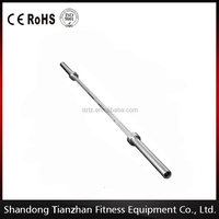 TZ-8013 Adjustable Standard Olympic Chrome Bar /Olympic Weight Lifting Bar