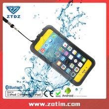 iPEGA Factory PG-I6001 flip cover pu waterproof pc 7 inch tablet case, waterproof case tv