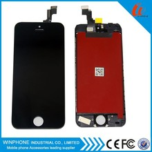 wholesales manufacturers in china mobile phone accessories lcd for digitizer iphone 5