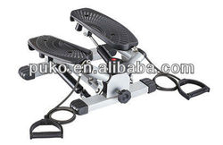 Indoor exercise equipment of foldable mini Stepper