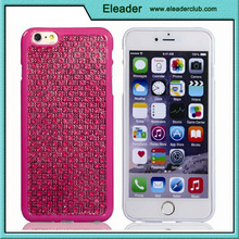 phone case for iphone 6 4.7, cover case with bling bling , tpu soft kind