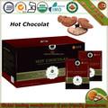 Ganoderma lucidum chocolate caliente