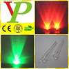 hot sales round 3mm red green dual color led
