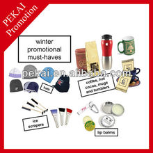high quality promotional pen and hat, mug
