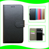 Wallet Leather case for Sony Z4, cheap cell phone leather case for Sony Z4