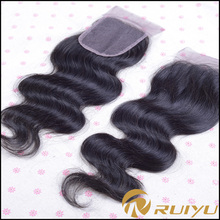 top quality peruvian virgin hair with closure, direct factory human hair