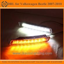 New High Quality Arrival LED Daytime Running Lights for Volkswagen Beetle Super Bright LED DRL for Volkswagen Beetle 2007-2010