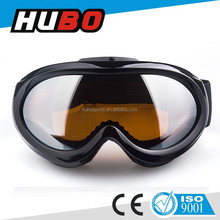 HUBO CE standard glasses high quality winter kid hot sale mirrored snow goggles
