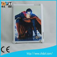 3D for sublimation for ipad case 3d sublimation mobile case, factory supply high-heat-resistant blank